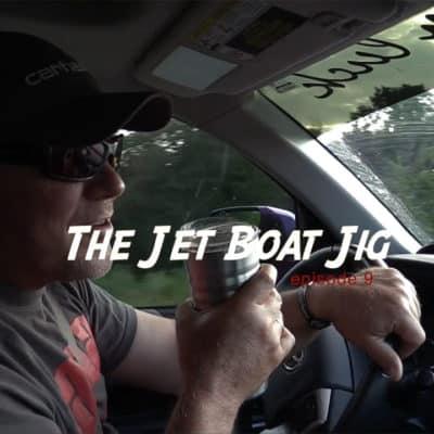 Jet Boat Jig #1