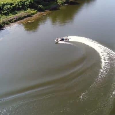 Jet Boat Jig #13