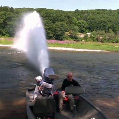 Jet Boat Jig #16